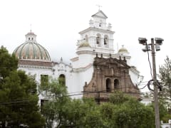 Guapulo church-crop
