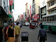 Walking in Pettah