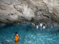 真水の洞窟パガットケーブ