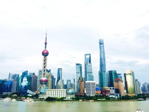 上海市内観光