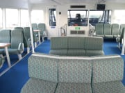 Great Barrier Reef Tour Silversonic interior
