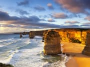 cropped Australia_Melbourne_Great_Ocean_Road_sunset_shutterstock_126705113