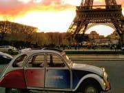 Eiffel Tower, Car