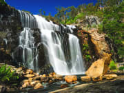 Victoria Grampians Mackenzie Falls