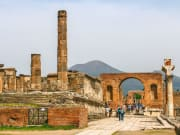 Pompeii Half Day Tour from Naples
