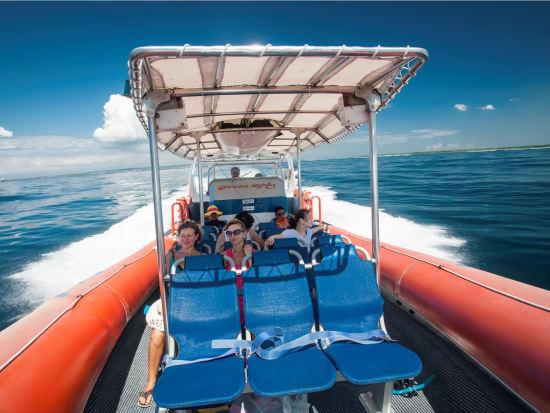 3 Island Cruise - Ocean Rafting (9)