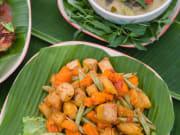16.Museflower Retreat & Spa Chiang Rai.vegetarian cuisine