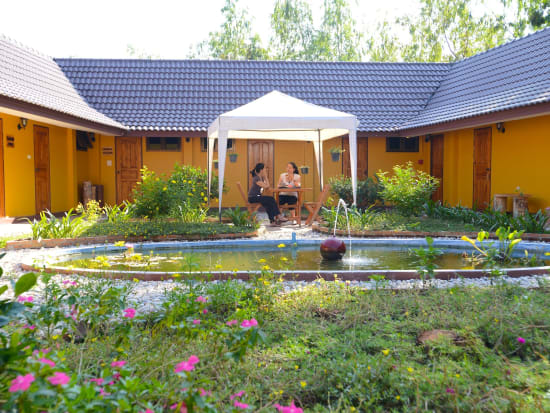 7.Museflower_Retreat&Spa-Spa_courtyard_garden_relaxation_sala