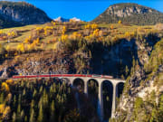 bernina express, italy, switzerland