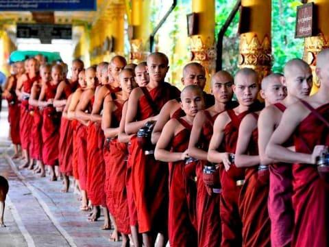 ミャンマー文化体験