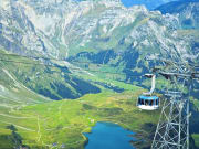 titlis, swiss alps, mountain, uri alps, bernese
