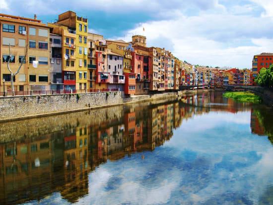 Spain, Girona, Barcelona