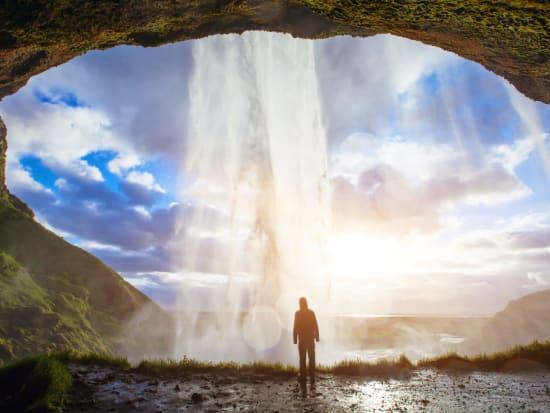 アイスランド南部クラシック観光...