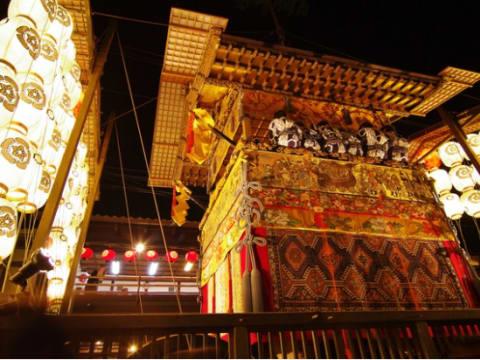 京の祭・季節限定ツアー・特別拝観