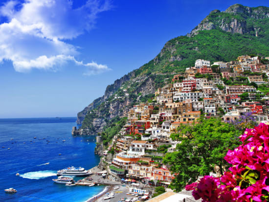 Naples Pompeii And Capri 2 Day Trip From Rome With
