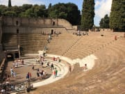 Pompeii, Naples, Italy, amphitheater