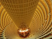 Shanghai Jin Mao Tower interior