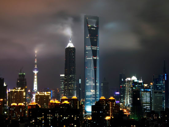 Shanghai World Financial Center Ticket Shanghai Tours Activities