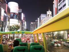 オープンバス'O Sola mio(銀座)