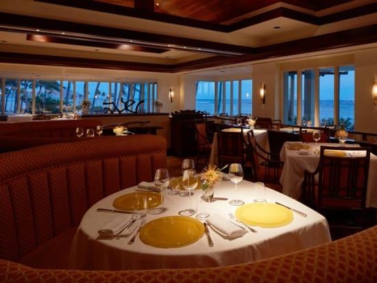 レストラン カハラ ホテル
