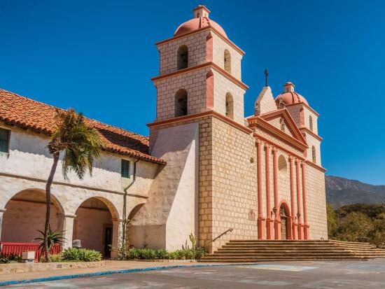 Santa Barbara shutterstock_467124161