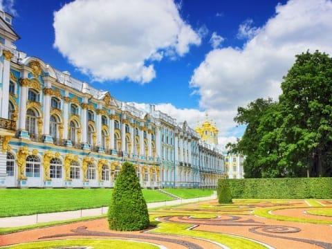 サンクトペテルブルク発ツアー