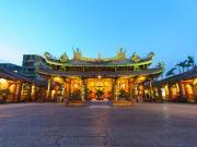 Bao'an Temple in Taipei