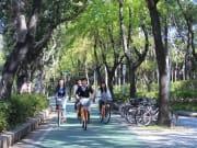 Daan Park Taipei Bike Tour