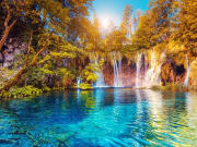 Plitvice Lakes National Park1