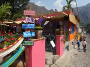 メキシコシティテポストラン