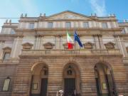 La Scala, opera house, theatre, Milan, Italy