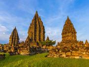 Indonesia Yogyakarta Prambanan Temple