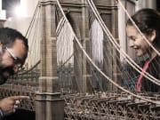 USA_New York_Gulliver's Gate Brooklyn Bridge