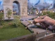 USA_New York_Gulliver's Gate Arc de Triomphe