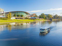 River Torrens on the Popeye