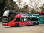 Barcelona Bus Turistic Hop-on Hop-off Bus Tour