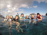 USA_Hawaii_Molokini_Family-Snorkeling