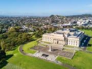 New Zealand Auckland City Tour War Memorial Museum