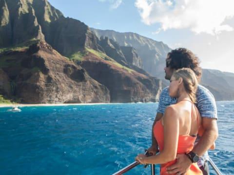 Sunset Cruises on Kauai (Sunset Cruises), Kauai tours
