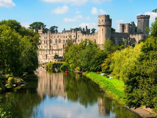 Oxford, Warwick Castle, Stratford-upon-Avon and Cotswolds Day Trip from  London Instant Confirmation