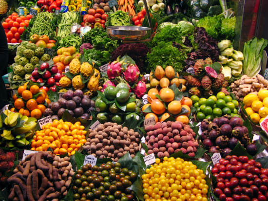 Spain_Barcelona_Exotic Fruits