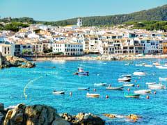 Spain_Costa Brava_Calella de Palafrugell