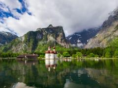 Salzburg Bavarian Alps