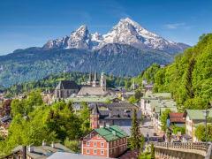 Berchtesgaden, Bavarian Alps, Germany