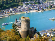 Visit the Rhine Valley from Frankfurt