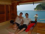 MV Phuket Champagne cruise