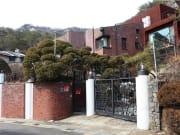 あのドラマに使われた平倉洞の豪邸