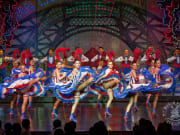 French Cancan Moulin Rouge Feerie