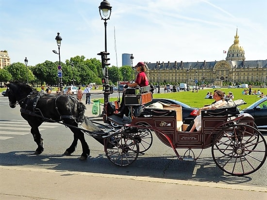 horse drawn carriage ride of paris paris tours activities fun