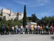 Greece, athens, segway, acropolis